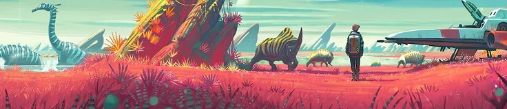 Why I'm Excited For: No Man's Sky