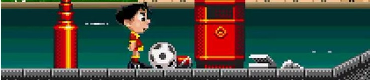 Review: Soccer Kid