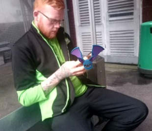 Simon shows of his new Smart-Zubat. Thanks to Scotty for this one!