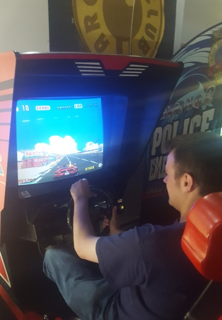 Taking Outrun for a spin!
