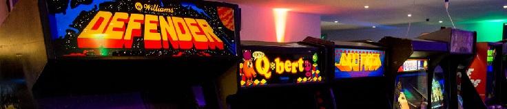 A trip to ArcadeClub!