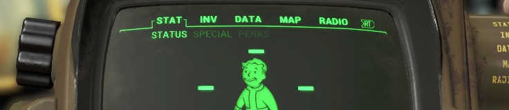 Slipping back into Fallout4